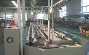 PCB板环型插件线