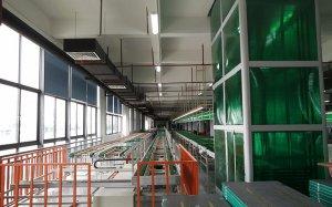工装板 组装线